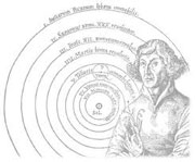 Copernicium is named after the astronomer Nicolaus Copernicus.